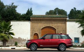 Range Rover, autobiography edition, 2013