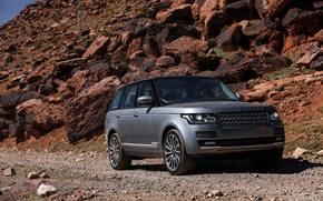Range Rover, autobiography edition, 2013