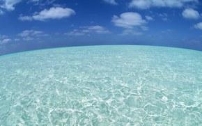 Maldive, Isole, paesaggio