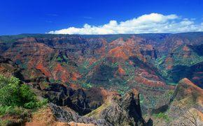Hawaii, Isole, paesaggio