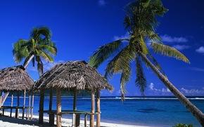Insel, Strand, Landschaft