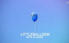 шарик, очевидное, очки, очевидность