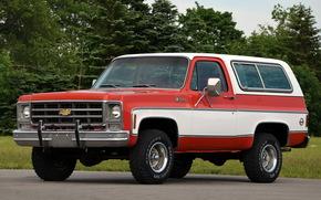 Chevrolet, K5, 夹克