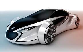 prototype, Concept, Peugeot