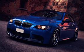 BMW, passerelle, lumires
