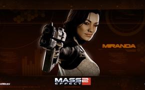 Miranda, mass, weapon, Cerberus, effect, Lawson