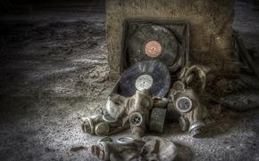 Platten, Masken, Musik
