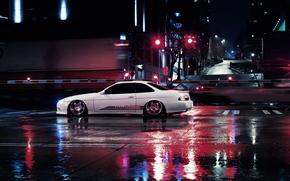 Lexus, Lexus, Sintonia, citt, notte, scomparto