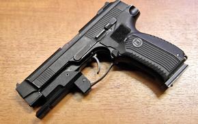 Pistole, Ausstellung, Jarygin, Russland