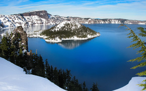 crater lake blues, crater lake, or