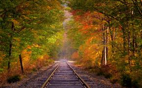 voie de la lumire, New Hampshire, USA