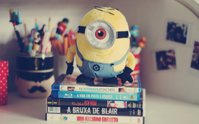 Pencil holders, Mood, toy, Pencils, wallpaper, background, book, Books, eye, Handle, photo