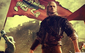 The Witcher, Geralt from Rivii