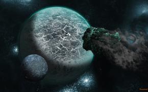 Planeta, planeta, meteoro, asteride