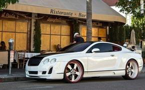 Bentley, carros, Conduzir, cromo, Motores