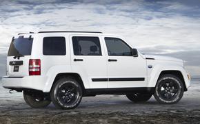2012, Jeep Liberty, Arctique, jeep
