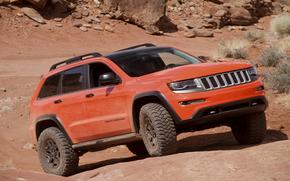 2014, jeep grand cherokee, trailhawk