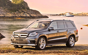 Mercedes-Benz, GL, 450