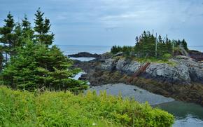 Campobello Island, Nouveau-Brunswick, Canada