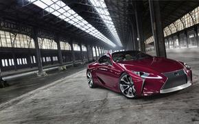 Концепт, Черешня, Lexus