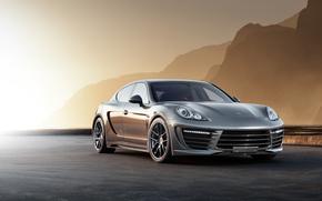 Porsche, Panamera, Stingray gtr