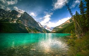 Serene, Lake Louise, Alberta, Canada