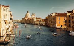 Italia, Venezia, barche