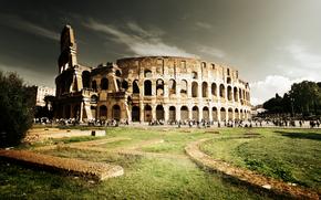 Колизей, Рим, Венеция
