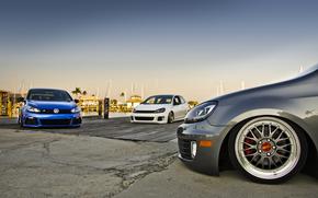 Volkswagen, sintonizzazione, Volkswagen