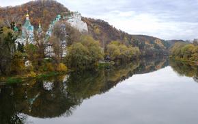 orthodox lavra, Svyatogorsk, Ukraine