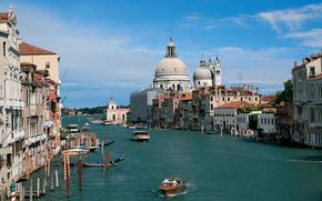 Венеция, Италия, канал