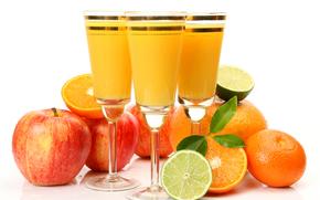 juice, apple, citrus