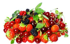 fruct, BERRY, fel de mâncare făcut