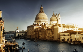 Venice, Italy, channel