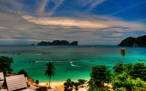 Paradise View, Koh Phi Phi Don, Thailand