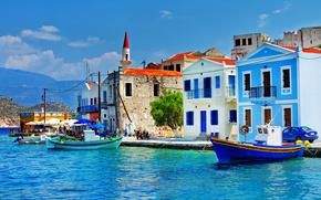 Castelrosso, Megisti, Egeo Meridionale, Grecia