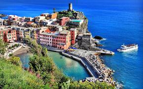 Vernazza, Spezia, Italia
