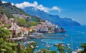 Positano, Salerno, Włochy