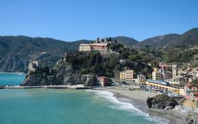 castello, Monterosso al Mare, Liguria, Italy
