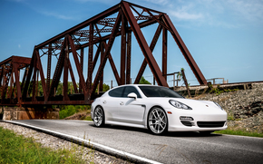 EVS, ADV.1, Bianco Porsche, Panamera