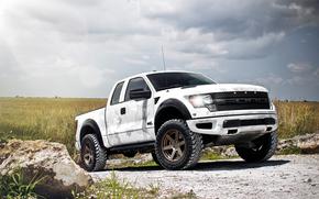 ADV.1, Wheels Boutique Camo, ford, f-150 raptor
