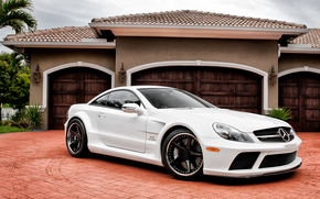 Mercedes-Benz, SL 65, AMG, Black Series, 360 Forged