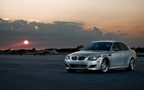 bmw, M5, 360 Forged, Split 7, panorama