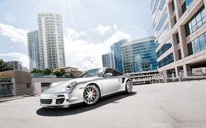 Porsche, 997, TT