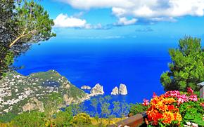 Anacapri, Capri, campania, Napoli, Italia