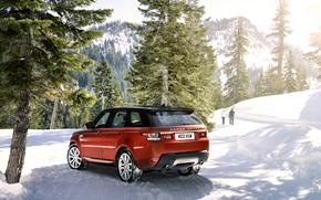 2014, Land Rover, Range Rover, Sport