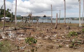 Caribs, Maldive, tsunami