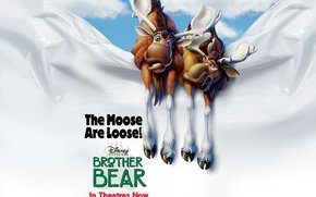 Brother Bear, Brother Bear, film, movies