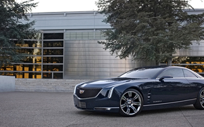 2013, Cadillac, elmiraj, concept