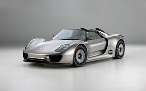 Porsche, 918 Spyder, Hybrid, concetto, 2010